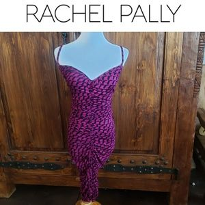 NWOT Rachel Pally geometric print dress